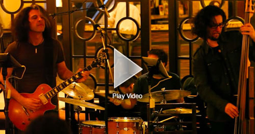 Alex Skolnick Trio AmpKit Video