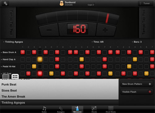 GuitarToolkit Advanced Metronome