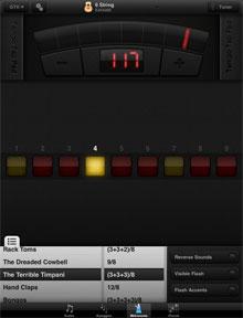 GuitarToolkit Metronome
