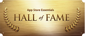 App Store Hall of Fame member