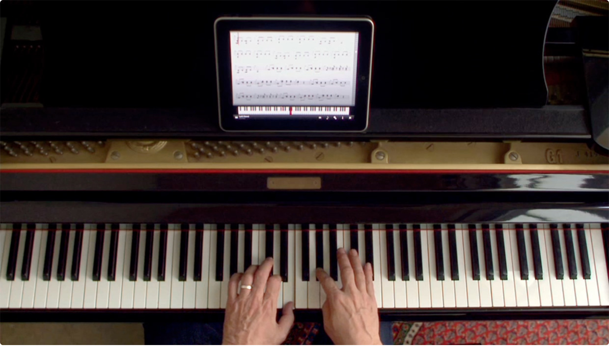 TabToolkit featured in Apple's iPad launch commercial