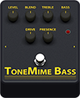 ToneMime Bass pedal