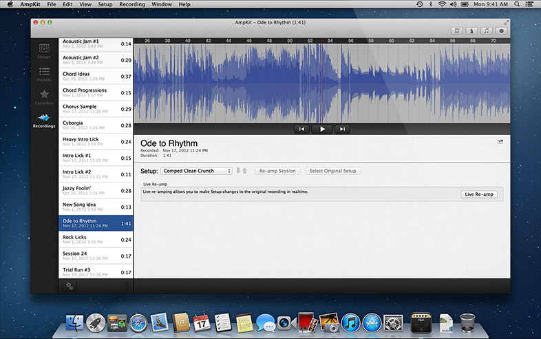 Agile Partners - AmpKit Mac