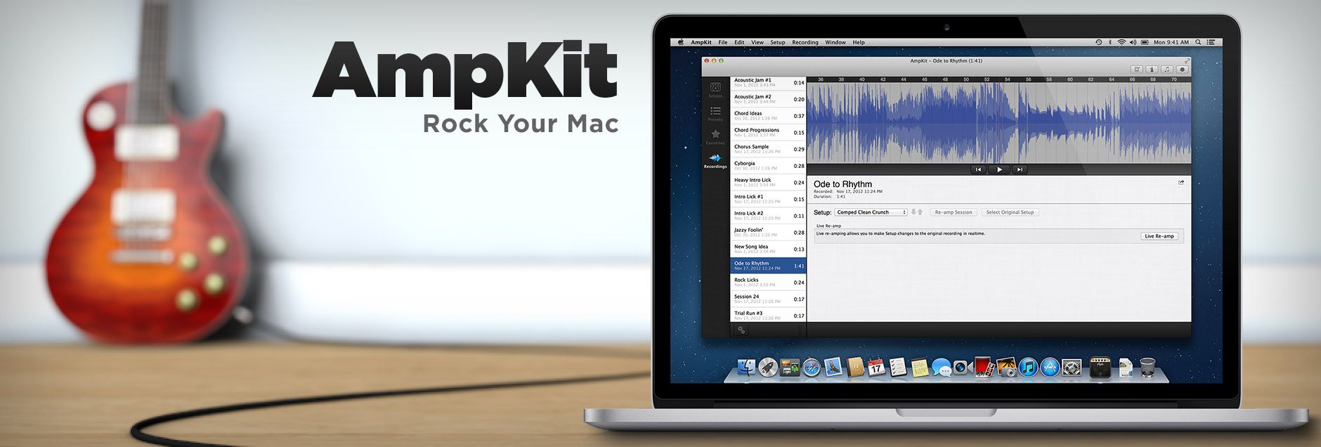 AmpKit Mac feature image