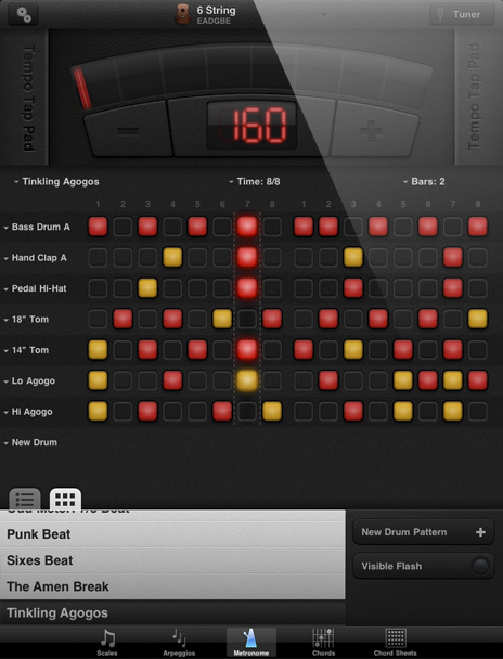 GuitarToolkit - Advanced Metronome