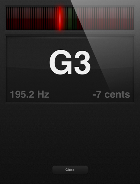 GuitarToolkit - Tuner Full