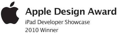 Apple Design Award winner